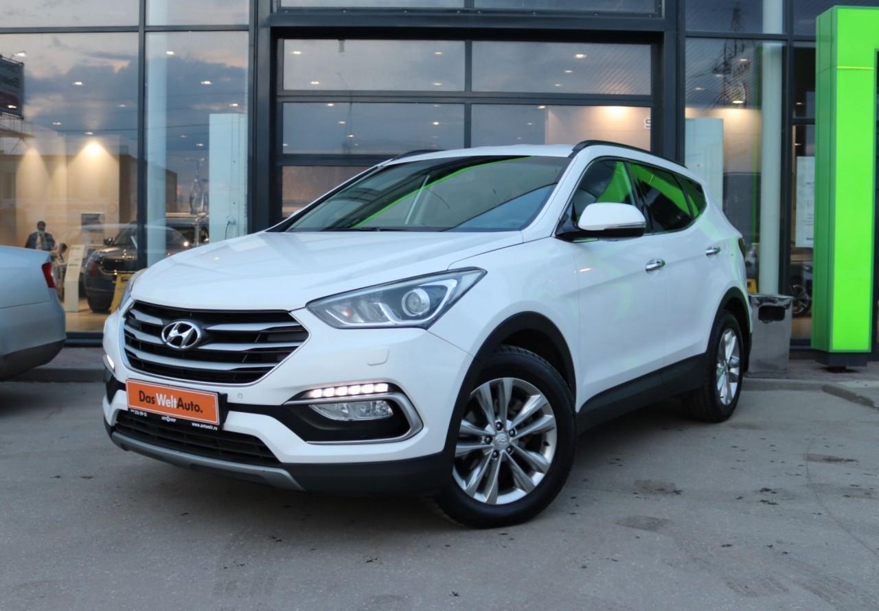 Hyundai Santa Fe 2015 - 2018